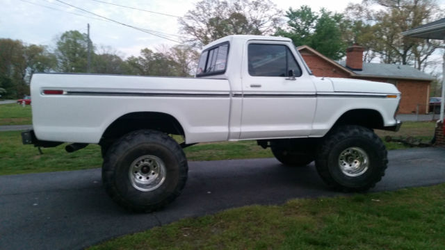 Lifted F X With Big Block on Ford F 150 Fuel Filter Location