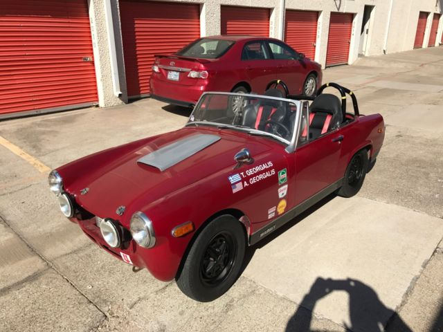 1978 mg midget restomod with 2 3 ford svo turbo swap and t 5 trans no reserve classic mg. Black Bedroom Furniture Sets. Home Design Ideas