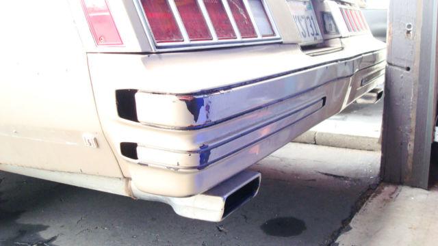 1978 Monte Carlo Landau - Classic Chevrolet Monte Carlo 1978