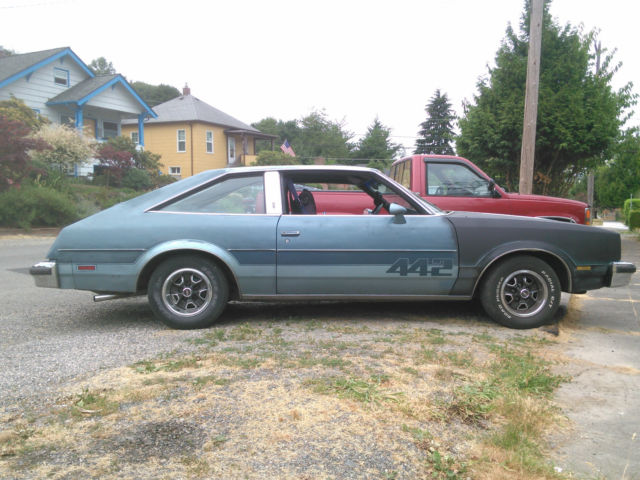 Cars For Sale Seattle >> 1978 OLDS Cutlass Salon Brougham 442 with RARE factory 4 speed - Classic Oldsmobile 442 1978 for ...