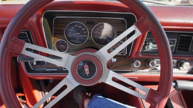1978 Oldsmobile Starfire Gt Coupe 2 Door 3 8l 49 000 Miles