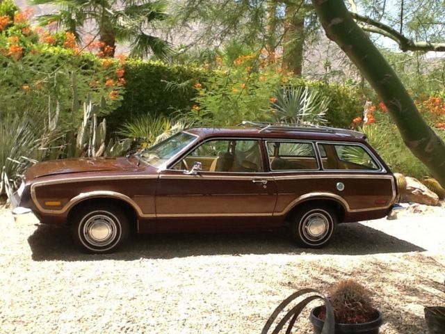 1978 Pinto Country Squire Classic Ford Other 1978 For Sale