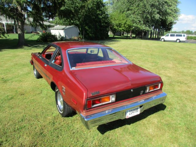 1978 Plymouth Volare Coupe 45k Miles Slant Six One Family