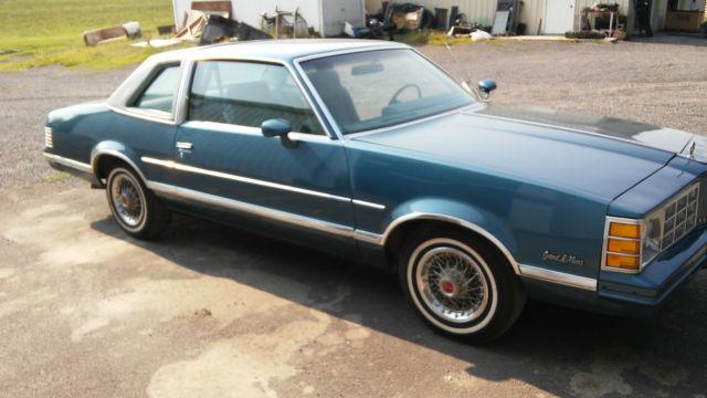 1978 Pontiac Grand Lemans Coupe