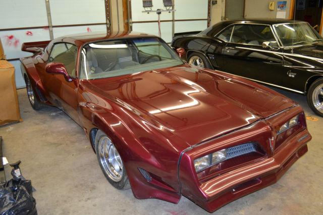 East Coast Auto Salvage >> 1978 Pontiac Trans Am - Can Am ground effects - Nostalgia road race project? - Classic Pontiac ...