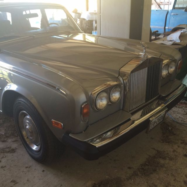 1978 rolls royce silver shadow 11 classic rolls royce silver shadow 1978 for sale. Black Bedroom Furniture Sets. Home Design Ideas