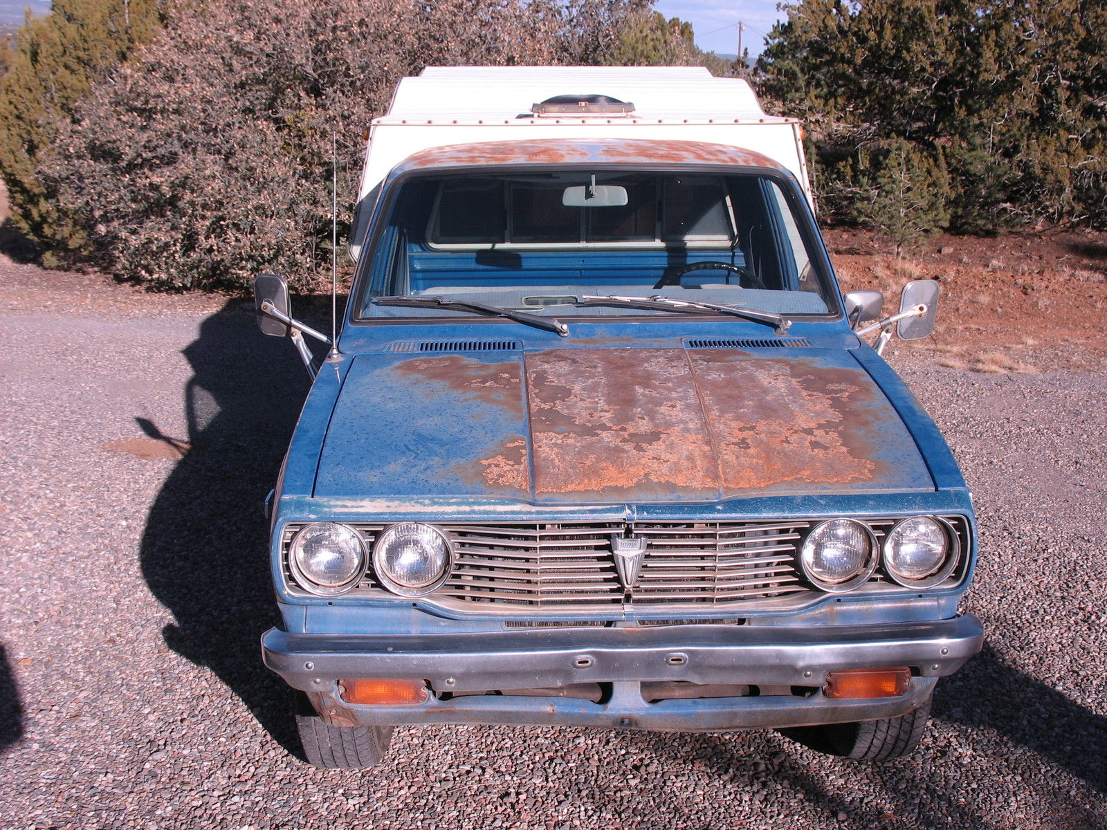 1978 toyota pickup truck 20r 4 cylinder engine working good condition classic toyota other. Black Bedroom Furniture Sets. Home Design Ideas