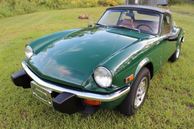 Triumph Spitfire Convertible Speed Pictures Must See on Triumph Spitfire Dash