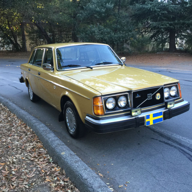 1978 Volvo 240 DL - Classic Volvo 240 1978 for sale