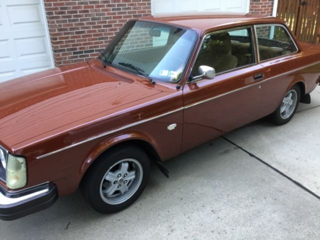 1978 Volvo 242DL, 2 door, 4 speed w/overdrive, beautifully restored - Classic Volvo 240 1978 for ...