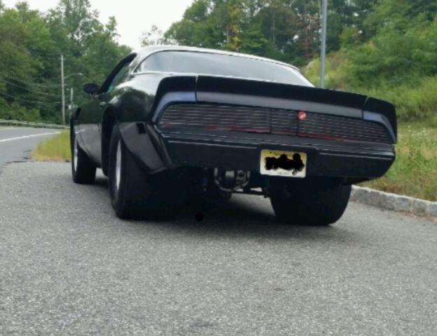 1979 79 Pontiac Trans Am Pro Street Car Drag Car Racecar ...