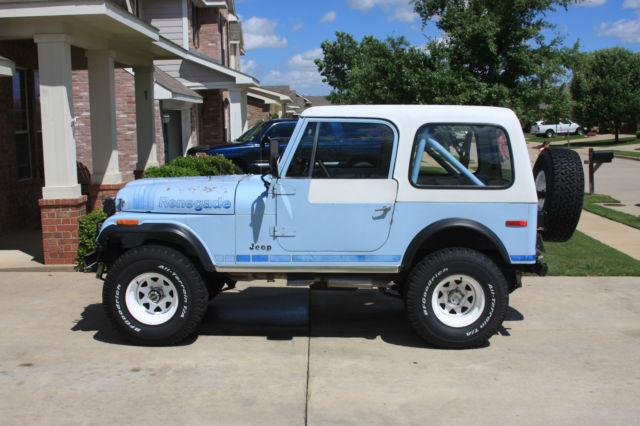 1979 Amc Jeep Cj7 Classic Jeep Cj 1979 For Sale