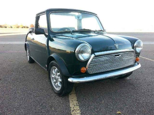 1979 austin mini classic austin mini 1979 for sale. Black Bedroom Furniture Sets. Home Design Ideas