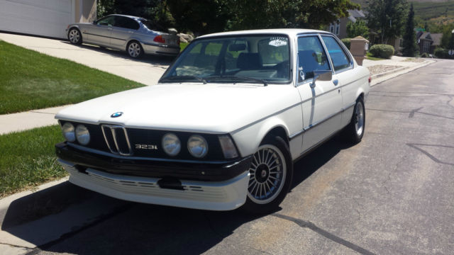 1979 bmw 323i import e21 3 series white coupe manual classic bmw 3 series 1979 for sale. Black Bedroom Furniture Sets. Home Design Ideas