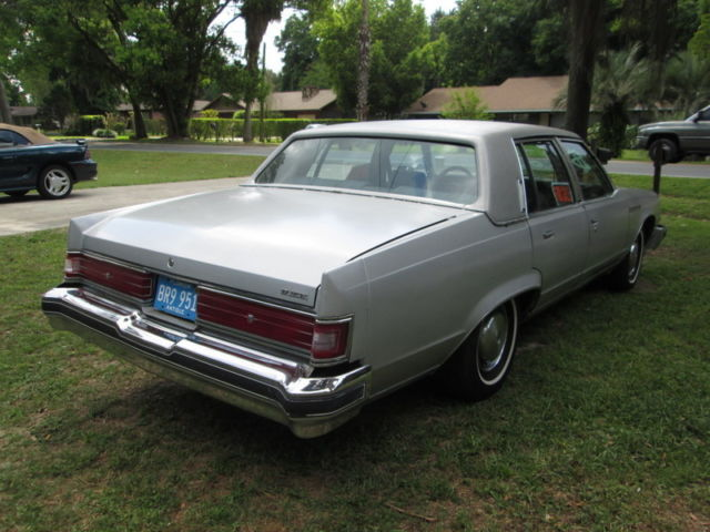 1979 buick electra park avenue one owner solid florida car low original miles 79 classic buick. Black Bedroom Furniture Sets. Home Design Ideas