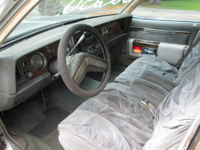1979 Buick Electra Park Avenue One Owner Solid Florida Car