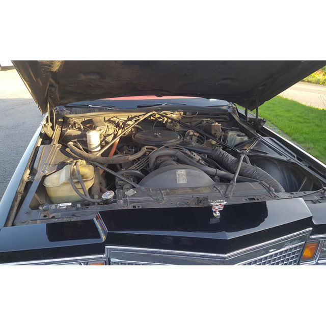 1979 Cadillac Coupe DeVille