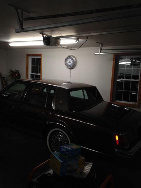 1979 cadillac gucci seville 44k original miles glass. Black Bedroom Furniture Sets. Home Design Ideas