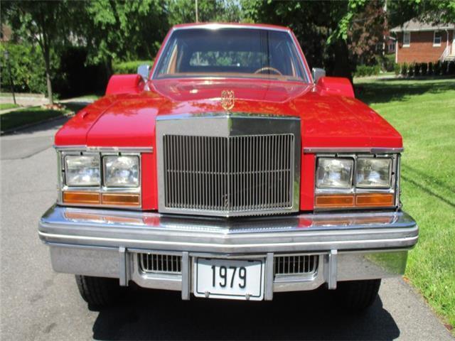 1979 Cadillac Seville Granduer Formal Sedan 1 Of 16