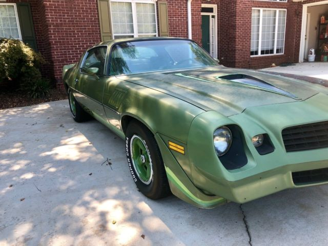 2012 Camaro For Sale >> 1979 Chevrolet Camaro z28 All Original Rare Options 350 ...