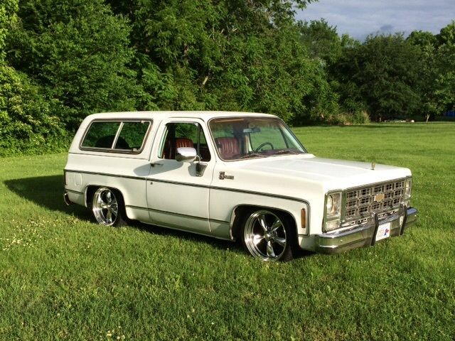 1979 Chevrolet K5 2wd Blazer C10 Classic Chevrolet C 10