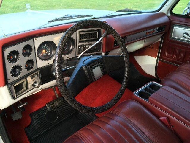 1979 Chevrolet K5 2wd Blazer C10 - Classic Chevrolet C-10 ...
