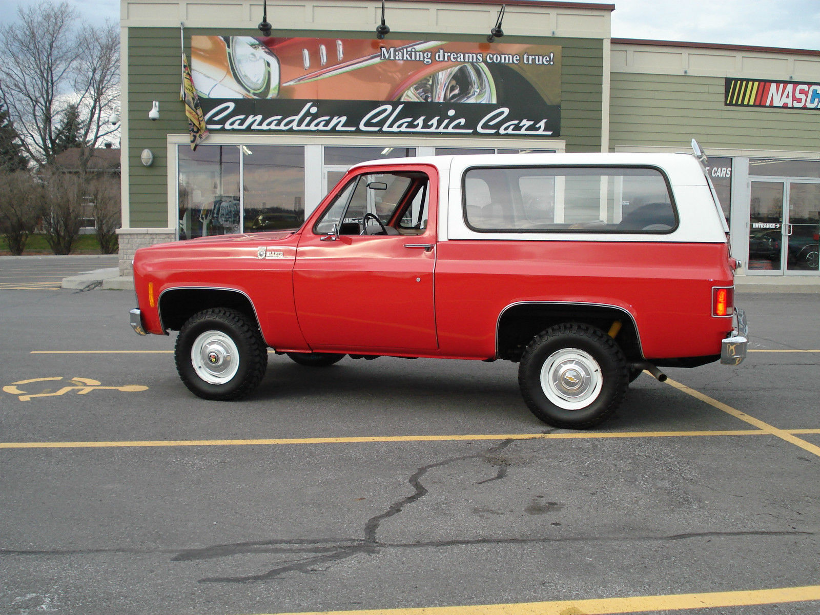 1979 Chevrolet K5 Blazer With 16 000 Original Miles