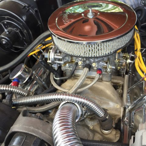 1979 Chevrolet Malibu Classic Base Coupe 2-Door [Rebuilt 400