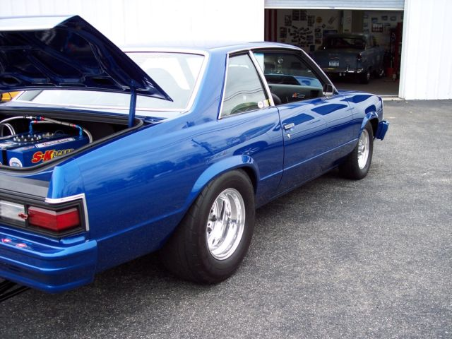 1979 chevrolet malibu- hot rod   street car   496 big block   turbo 400   12 bolt