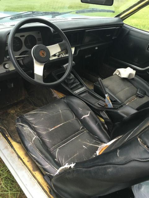 1979 Chevrolet Monza Spyder Classic Chevrolet Other