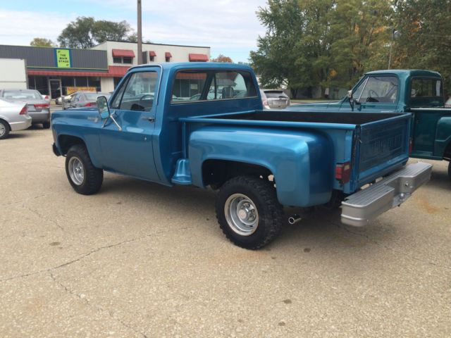 1979 chevrolet pickup 4x4 short bed california truck classic chevrolet c k pickup 1500 1979. Black Bedroom Furniture Sets. Home Design Ideas