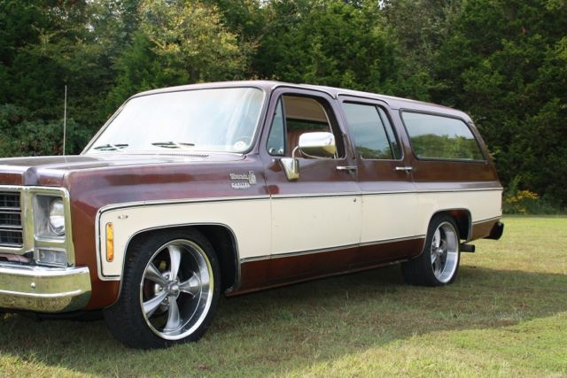 How To Put Air In Car Tires >> 1979 Chevy C10 Suburban Lowered Patina Hot Rod Original - Classic Chevrolet C-10 1979 for sale