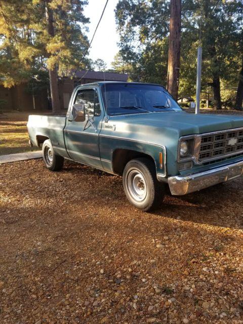 chevy truck c10 1979