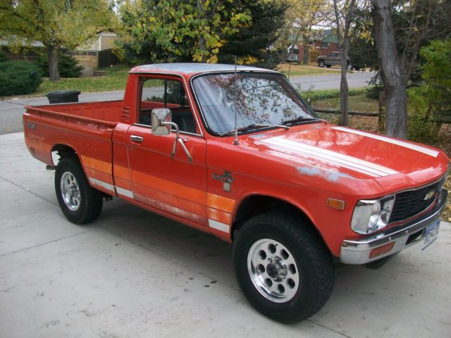 1979 chevy luv 4x4 mikado like s 10 classic chevrolet other pickups 1979 for sale. Black Bedroom Furniture Sets. Home Design Ideas