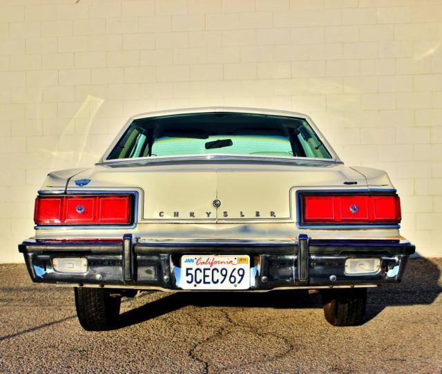 1979 Chrysler LeBaron 2 Door