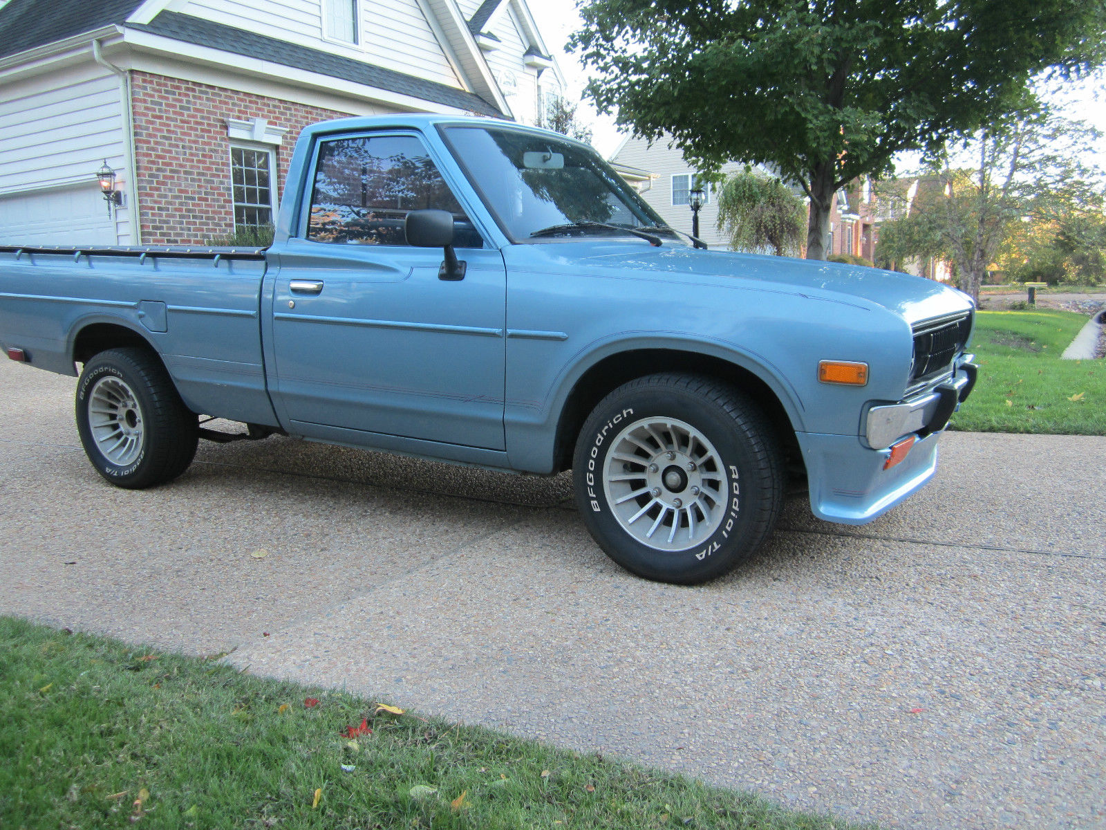 1979 Datsun 620 Pickup Rare Color Rare Options - Classic ...
