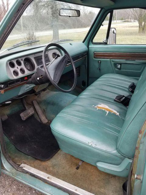 1979 Dodge 150 Adventurer Club Cab Classic Dodge Other