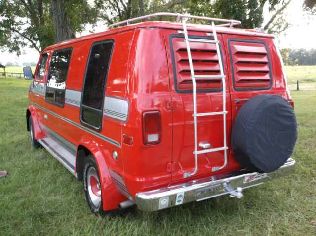 dodge   custom street hippie camper van amazing condition    classic dodge