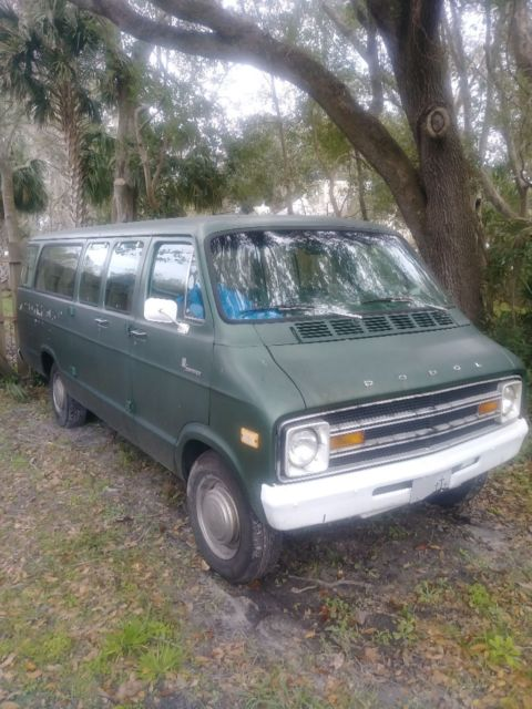 1979 dodge b200 sportsman - Classic Dodge P200 Van 1979 for sale