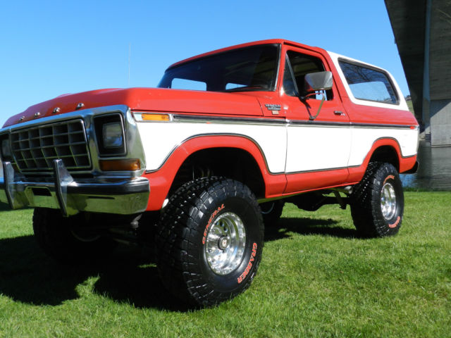 1979 Ford Bronco Ranger Xlt F150 4x4 Rare A Must See Best On EBay