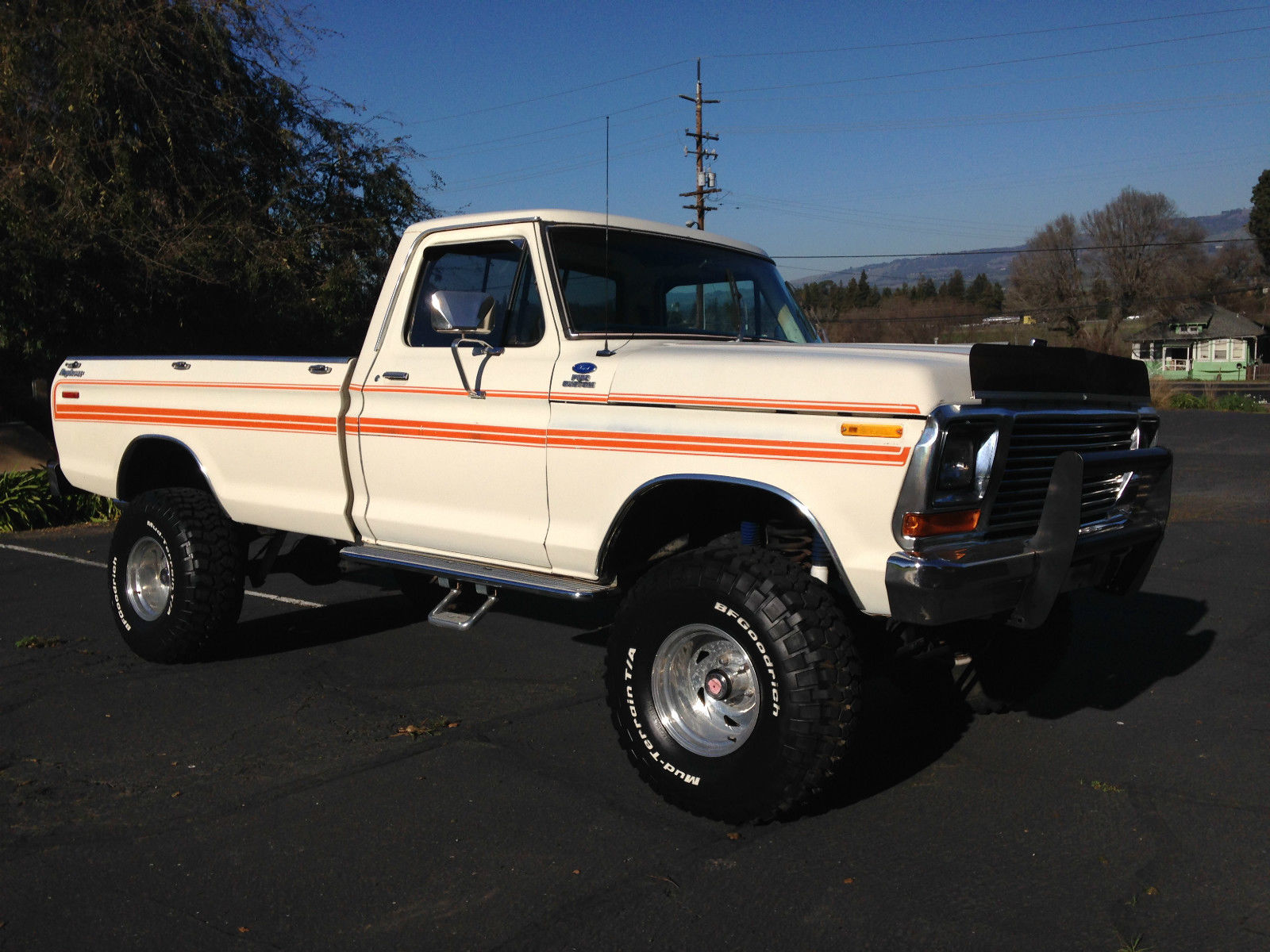 1979 ford f 150 4x4 explorer lifted longbed pickup very nice classic ford f 150 1979. Black Bedroom Furniture Sets. Home Design Ideas