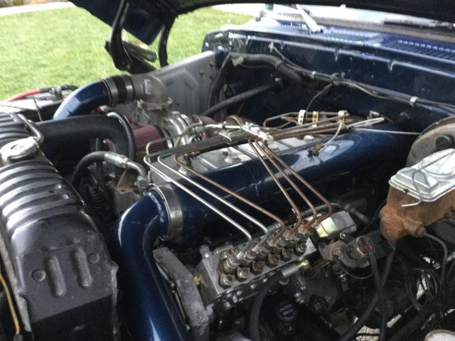 Ford F X W Valve L Cummins Diesel Spd Manual on Ranger With Diesel Engine