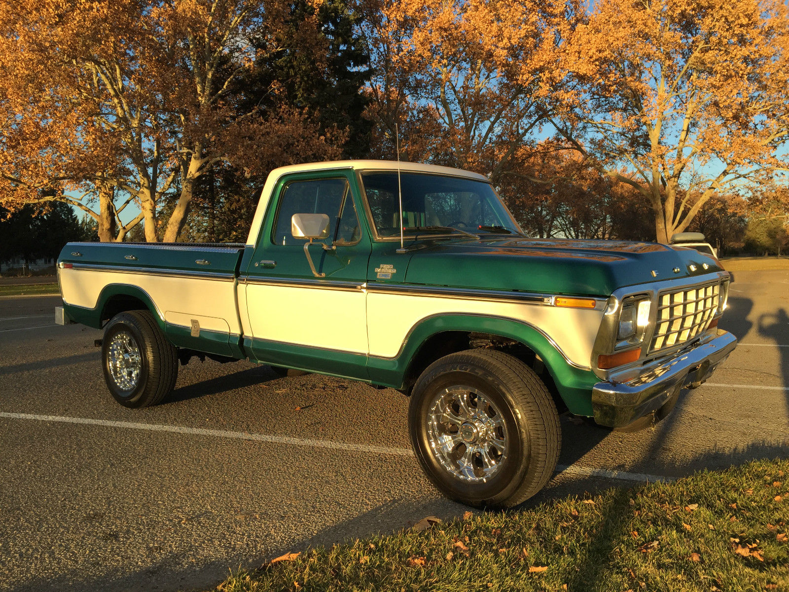 Ford F150 Lariat 4X4 For Sale >> 1979 FORD F-250 LARIAT HIGHBOY 4X4 91K MILES 1 PREV OWNER ...