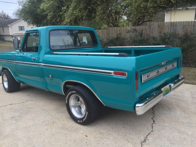 Ford Ranger Lug Pattern >> 1979 Ford F100 Ranger from Mexico - Classic Ford F-100 ...