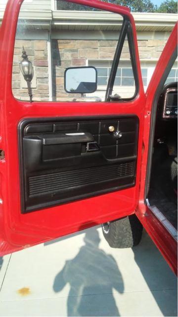 1979 ford f150 custom 351 windsor 5k on rebuilt engine for Crate motors ford f150