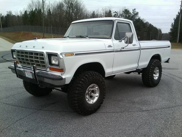 1979 ford f150 explorer shortbed 4x4 lifted classic ford f 150 1979 for sale