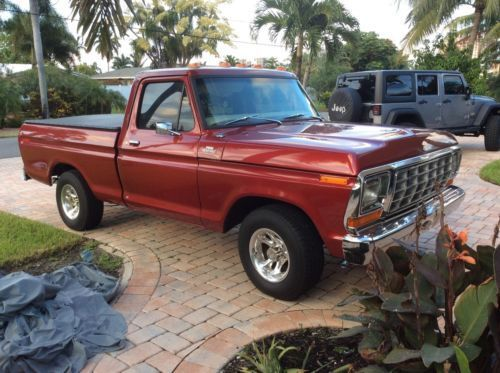 1979 Ford F150 Short Bed Classic Ford F 100 1979 For Sale