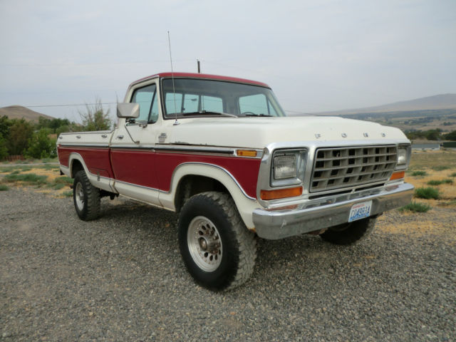 1979 ford f250 4x4 lariat no reserve ranger a c f 250 not xlt classic ford f 250 1979 for sale. Black Bedroom Furniture Sets. Home Design Ideas