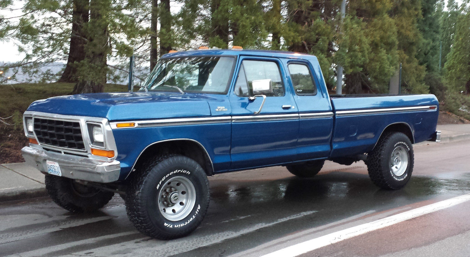 1979 ford f250 4x4 super cab classic ford f 250 1979 for sale. Black Bedroom Furniture Sets. Home Design Ideas