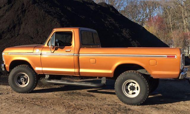 4x4 Pulling Truck Parts : Ford f original california truck not